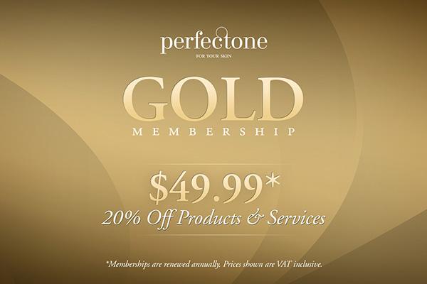PerfecTone Gold Membership