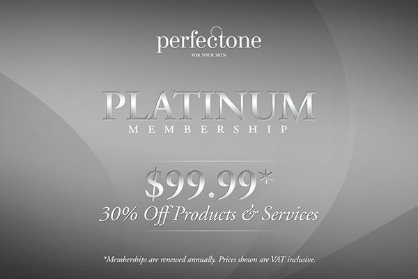 PerfecTone Platinum Membership